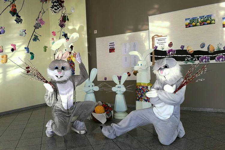 Saulainas un sirsnīgas Lieldienas!