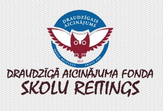 """Bauskas Valsts ģimnāzija nominēta apbalvošanai konkursā """"Skolu reitings"""""""