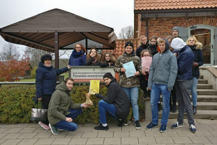 12.A klases ekskursija uz Siguldu