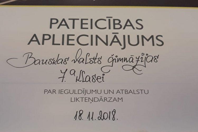Labie darbi, sagaidot Latvijas simtgadi