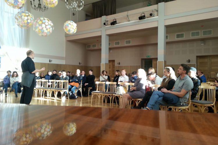 Sadarbība ar Rīgas Biznesa skolu